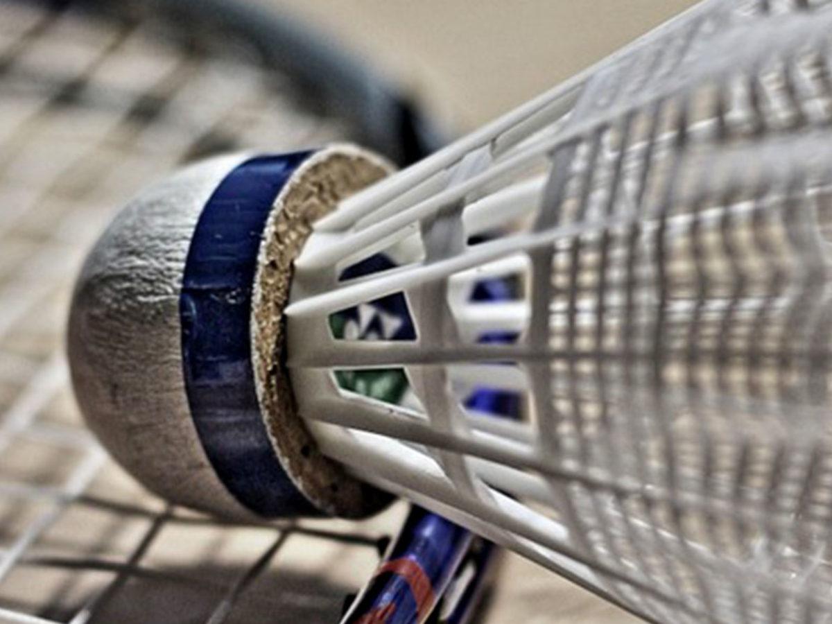 neuer Badminton-Trainingsort der Schüler und Jugendlichen